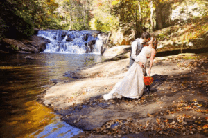 Waterfall-Wedding-Georgia
