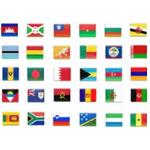 caribbean-flags