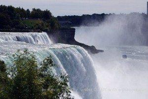 Eloping In Niagara Falls, New York or Ontario