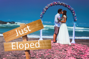 It's Okay to Elope: Here's Why!